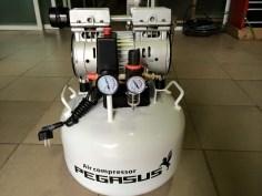 Máy nén khí giảm âm Onepower OP1500-A20L hinh anh 1
