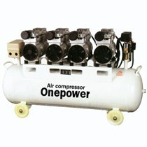 Máy nén khí giảm âm Onepower OP550-90L hinh anh 1