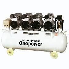 Máy nén khí giảm âm Onepower OP750-90L hinh anh 1