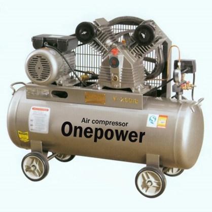 Máy nén khí một cấp Onepower OP120/8 hinh anh 1