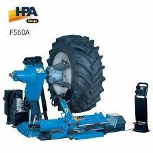 Máy tháo vỏ lốp xe tải F560A hinh anh 1