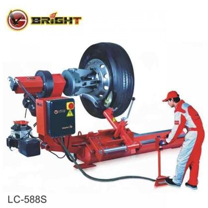 Máy ra vào lốp xe tải LC-588S hinh anh 1