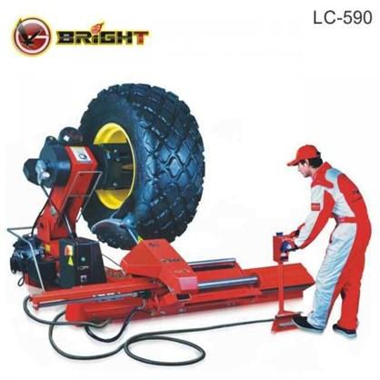Máy ra vào lốp xe tải LC-590 hinh anh 1