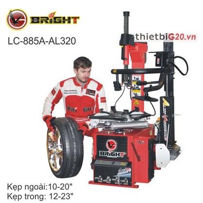 Máy ra vào lốp xe con Bright LC-885A+320 hinh anh 1
