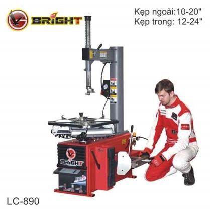 Máy ra vào lốp xe con Bright LC-890 hinh anh 1