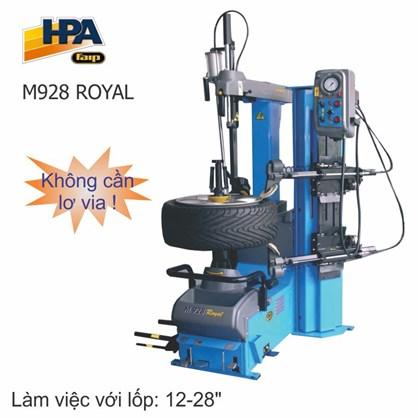 Máy tháo lắp lốp tự động M928 Royal hinh anh 1