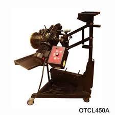 Máy láng trống, đĩa phanh trực tiếp trên xe OTCL450A hinh anh 1