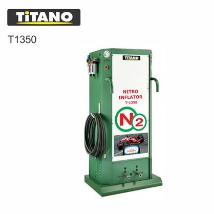 Máy bơm khí Ni tơ xe con T1350 hinh anh 1