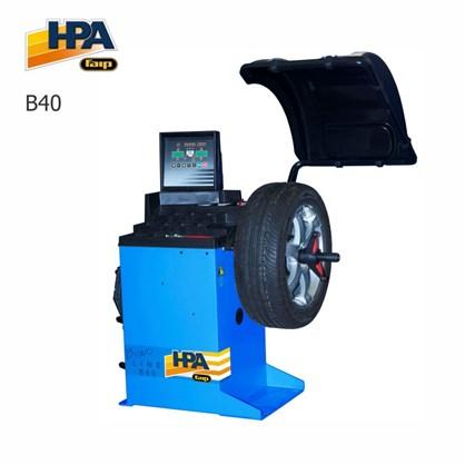 Máy cân bằng lốp ô tô B40 hinh anh 1