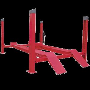 Cầu nâng 4 trụ chuyên dụng để cân chỉnh góc đặt bánh xe TLT-440EW hinh anh 1
