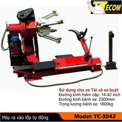 Máy ra vào lốp tự động TC-3042 hinh anh 1