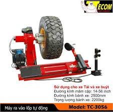 Máy ra vào lốp tự động TC-3056 hinh anh 1