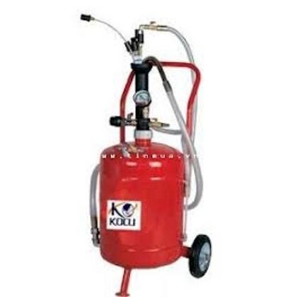 Máy hút dầu thải dùng khí nén Kocu KQ-3024 hinh anh 1