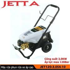 Máy rửa xe cao áp Jet120-3.0S4-10 hinh anh 1