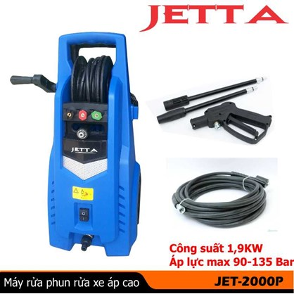Máy rửa xe gia đình JET-2000P hinh anh 1