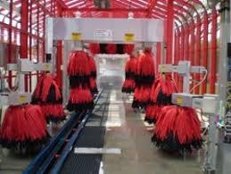 Hệ thống máy rửa xe tự động ACW-008 hinh anh 1