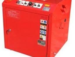 Máy rửa xe nước nóng MR-50 hinh anh 1