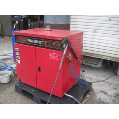 Máy rửa xe nước nóng STR-5HR hinh anh 1