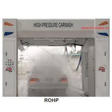 Máy rửa xe ôtô tự động ROHP-3600 hinh anh 1