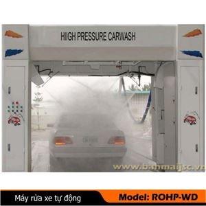 Máy rửa xe ôtô tự động ROHP-WD hinh anh 1
