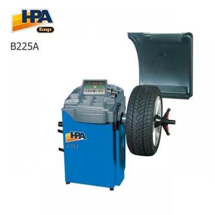 Máy cân bằng lốp ô tô B225A hinh anh 1