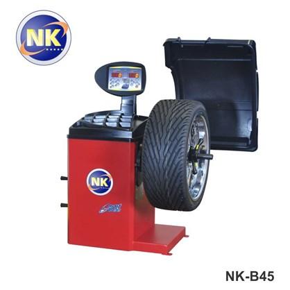Máy cân bằng lốp ô tô B45 hinh anh 1
