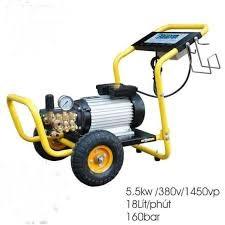 Máy rửa xe cao áp BUSAN 5.5kw BS5.5-1816 hinh anh 1