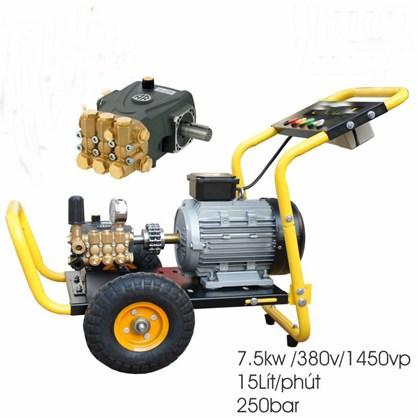 Máy rửa xe cao áp BUSAN 7.5kw BS7.5-1525 hinh anh 1