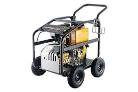 Máy rửa xe chạy dầu Diesel 10HP 18D35C hinh anh 1