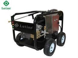Máy rửa xe siêu cao áp 22kw Lutian QK5011C hinh anh 1