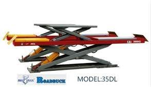 Cầu nâng gầm ô tô cắt kéo 3D 35DL hinh anh 1