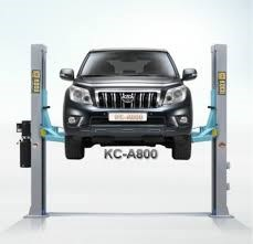 Cầu nâng ô tô 2 trụ gian dưới 4 Tấn KOCU KC-A800 hinh anh 1