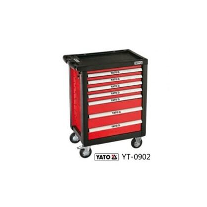 Tủ đựng đồ nghề cao cấp 6 ngăn YATO TY-0902 hinh anh 1