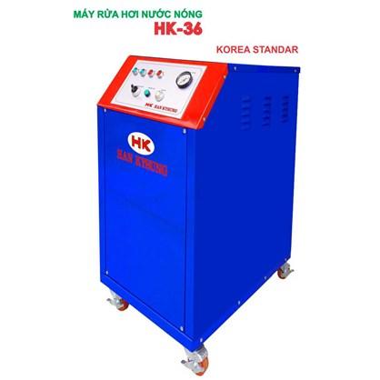 Máy rửa xe hơi nước nóng HK-36 hinh anh 1