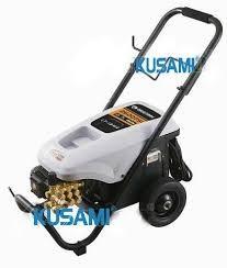 Máy rửa xe Kusami 1.8KW-120Bar hinh anh 1