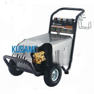 Máy rửa xe Kusami 5.5KW-220Bar hinh anh 1
