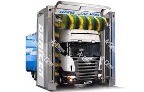 Máy rửa xe ô tô tự động DB-3 hinh anh 1