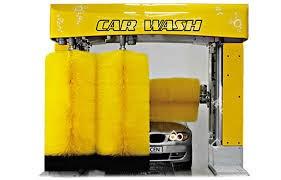 Máy rửa xe ô tô tự động DL-5F hinh anh 1