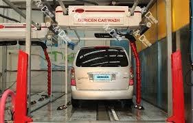 Máy rửa xe ô tô tự động DWS-2 hinh anh 1
