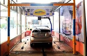 Máy rửa xe ô tô tự động DWS-3 hinh anh 1