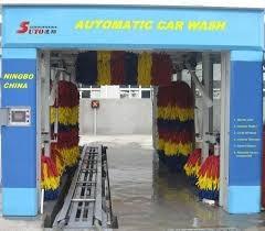 Máy rửa xe ô tô tự động DWS-4 hinh anh 1
