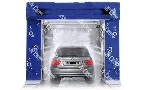 Máy rửa xe ô tô tự động DWX-4 hinh anh 1