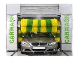 Máy rửa xe ô tô tự động AT-WL02 hinh anh 1