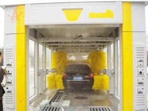 Máy rửa xe ô tô tự động AT-WT02 hinh anh 1