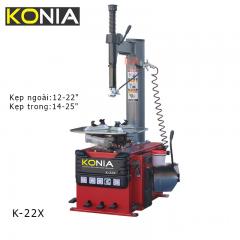 Máy ra vào lốp xe con Konia K-22X hinh anh 1