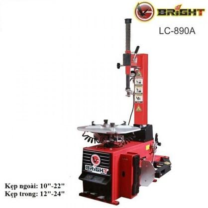 Máy ra vào lốp mâm to Bright LC-890A+330A hinh anh 1