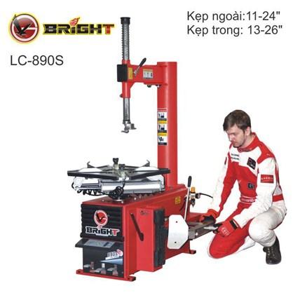 Máy ra vào lốp mâm to Bright LC-890S hinh anh 1