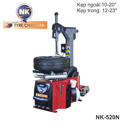 Máy ra vào lốp xe con NK-520N hinh anh 1