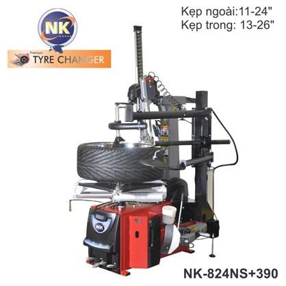 Máy ra vào lốp xe con NK-824NS+390 hinh anh 1