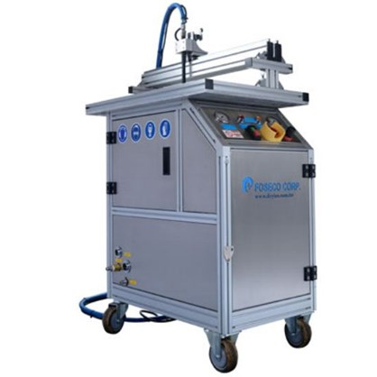 Máy Bắn Đá CO2 Foseco (MDS-100B) hinh anh 1